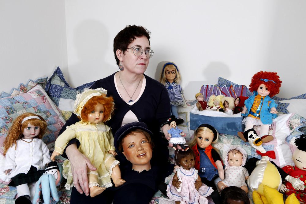Jackie Fulmer, Dolls (2015)