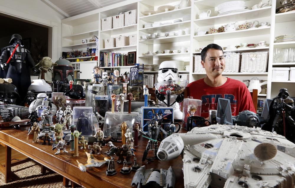Craig Jeung, Star Wars (2015)