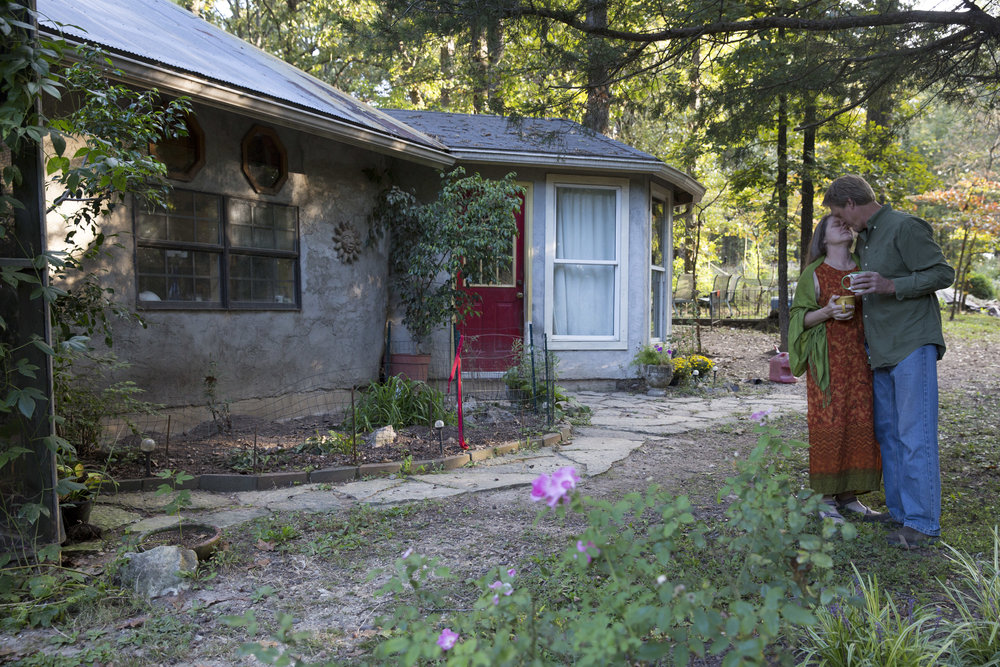 "Normal   0           false   false   false     EN-US   JA   X-NONE                                                                                                                                                                                                                                                                                                                                                                              /* Style Definitions */ table.MsoNormalTable 	{mso-style-name:""Table Normal""; 	mso-tstyle-rowband-size:0; 	mso-tstyle-colband-size:0; 	mso-style-noshow:yes; 	mso-style-priority:99; 	mso-style-parent:""""; 	mso-padding-alt:0in 5.4pt 0in 5.4pt; 	mso-para-margin:0in; 	mso-para-margin-bottom:.0001pt; 	mso-pagination:widow-orphan; 	font-size:12.0pt; 	font-family:Cambria; 	mso-ascii-font-family:Cambria; 	mso-ascii-theme-font:minor-latin; 	mso-hansi-font-family:Cambria; 	mso-hansi-theme-font:minor-latin;}      Lorian Moore and Rex Rohrer hug each other outside of their home. They have consider each other best friends and have been married for 28 years."