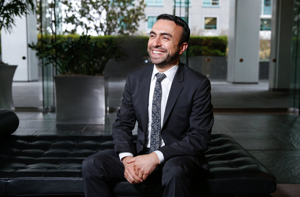 Bechara Choucair, Chief Community Health Officer at Kaiser Permanente