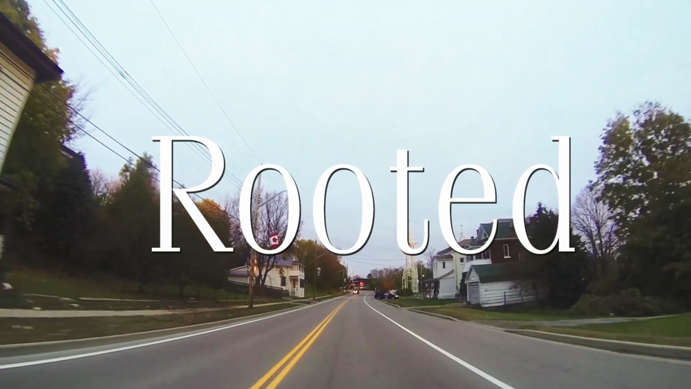 Rooted is a look into the lives of a small town in rural Ontario, along with their struggles and the reason they call it home.