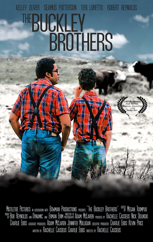 The Buckley Brothers follows the lives of two farm boys who believe they are identical twins, however, one is black and the other is white.