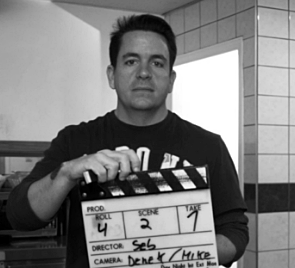 Michael Horrigan - Writer//Filmmaker  Written interview by  André Bourbeau