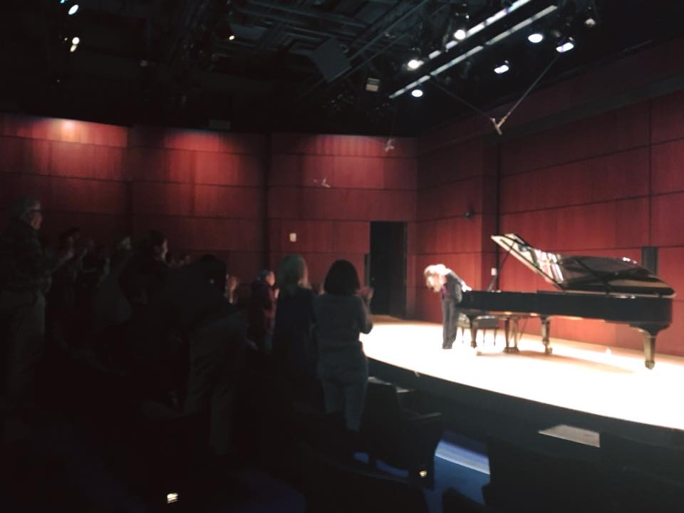 NOVEMBER 27, 2017- TAPLIN AUDITORIUM, PRINCETON UNIVERSITY, FACULTY RECITAL