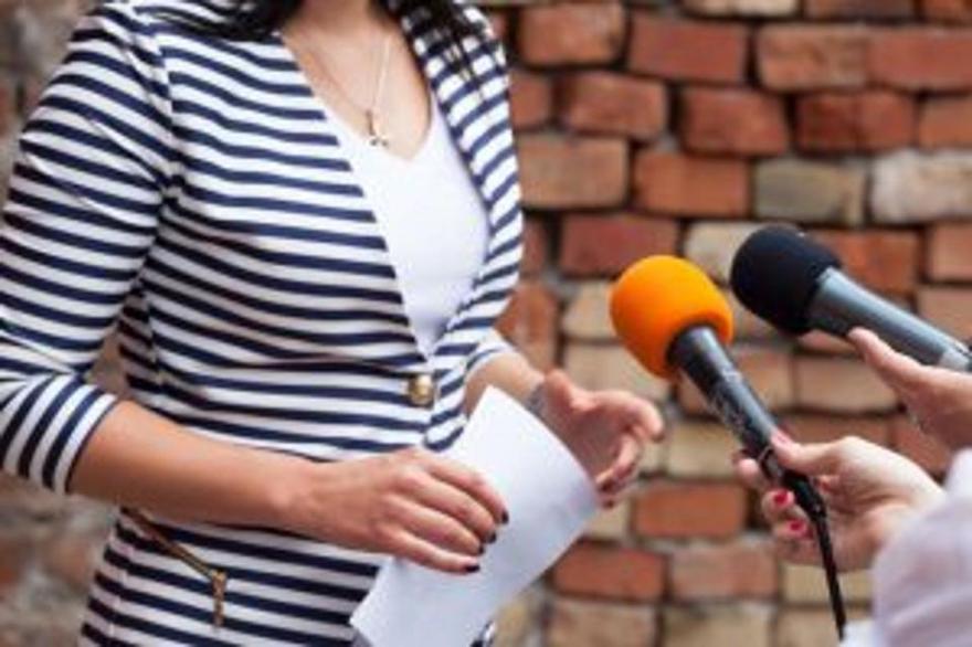 Entrepreneurs can accomplish public relations. (image courtesy of 123rf.com)