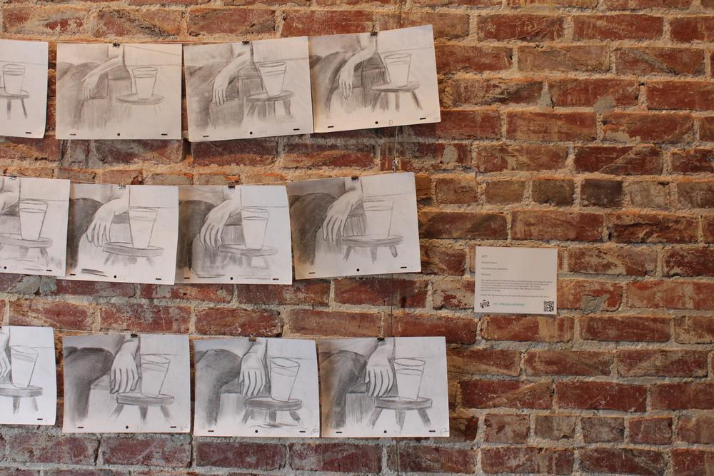 Detail of Animation - Rut Show Documentation