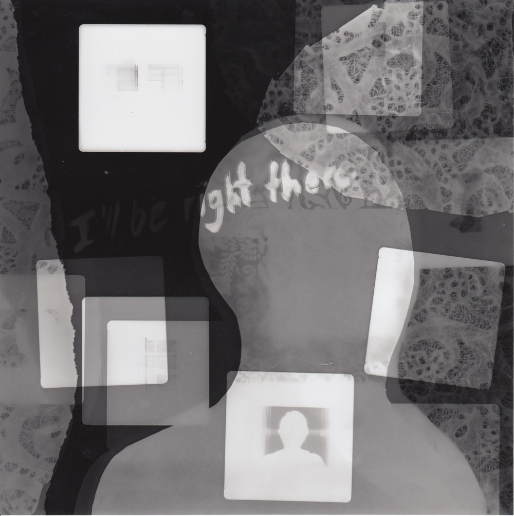 I'll be right there (2) - Photogram