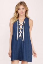 purchase this adorable denim daze shift dress by clicking the picture above!