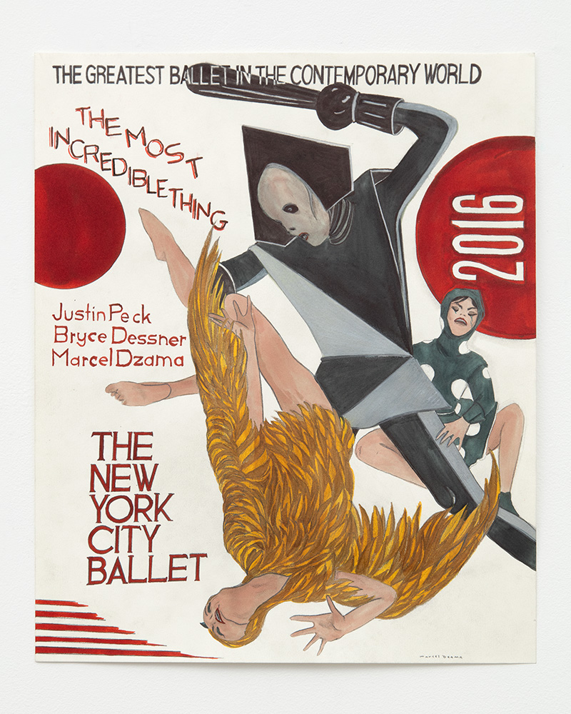 The Most Incredible Thing  Promotional Poster - NYC Ballet