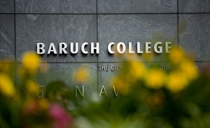 Photo: Baruch College