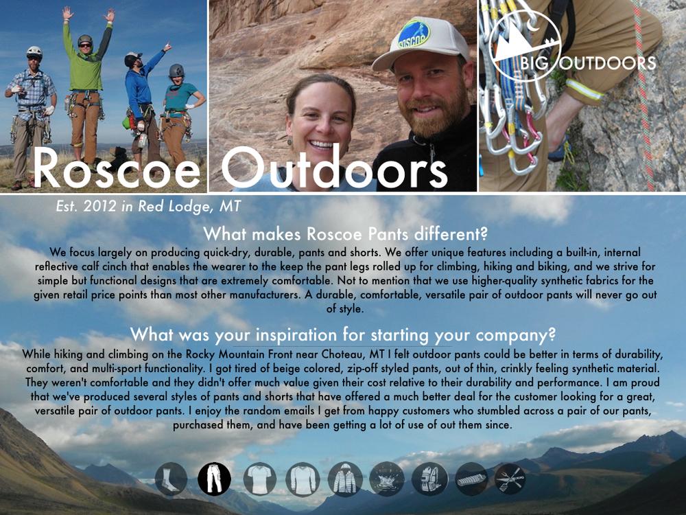 Roscoe Outdoors