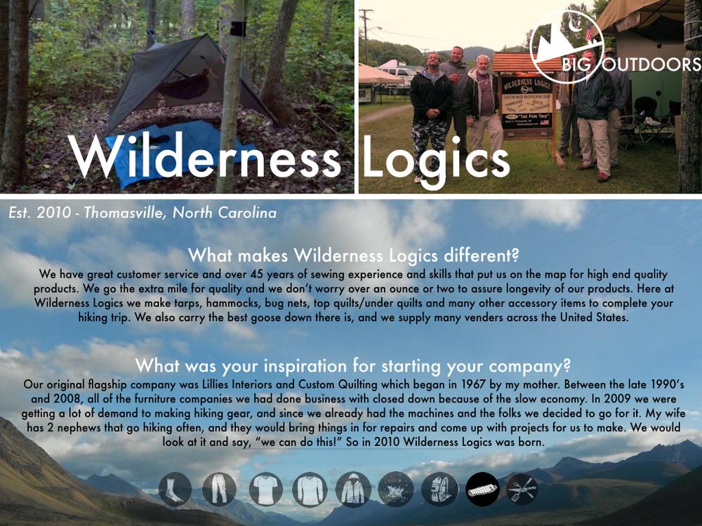 Wilderness Logics