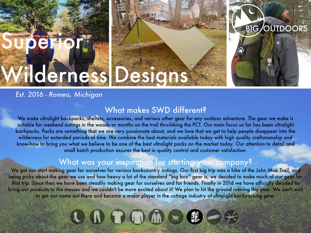 Superior Wilderness Designs