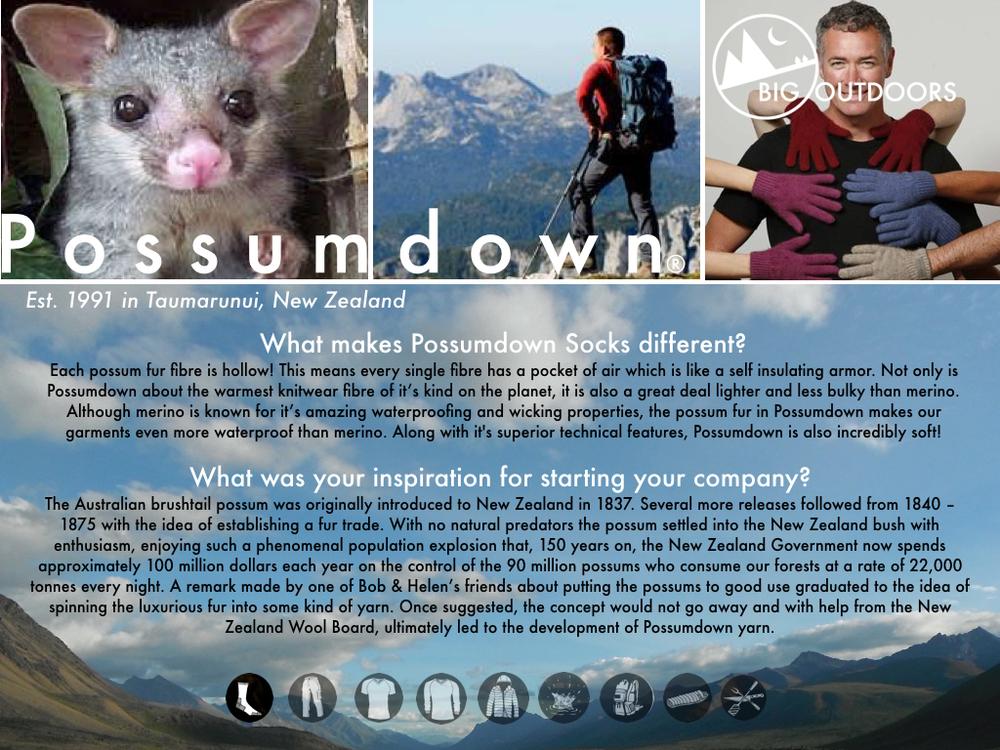 Possumdown