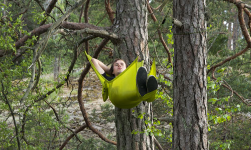 Medium image of based out of finland madtree is looking to change the way you view traditional hammocks  unlike the stereotypical two point suspension everyone is
