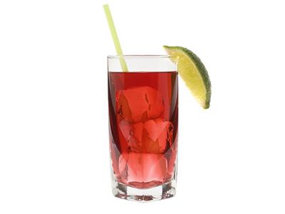 Woo Woo - Wodka 30 mlPerziklikeur 30 mlCranberry sap 90 mlLimoensap