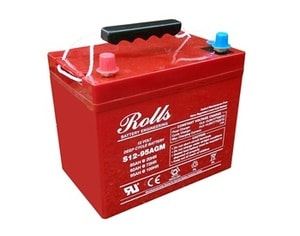 Batteries - Manufactured in Canada, the Surrette battery company with their Rolls brand of batteries have been leading the way in the manufacture of lead acid batteries since 1935. Delivering more power and capacity over many life cycles than any other batteries on the market.