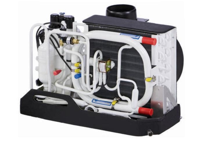 marine air conditioning