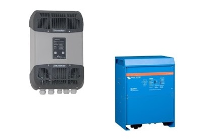marine inverter chargers