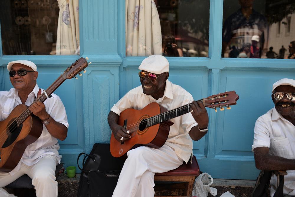 Cuba, 2015