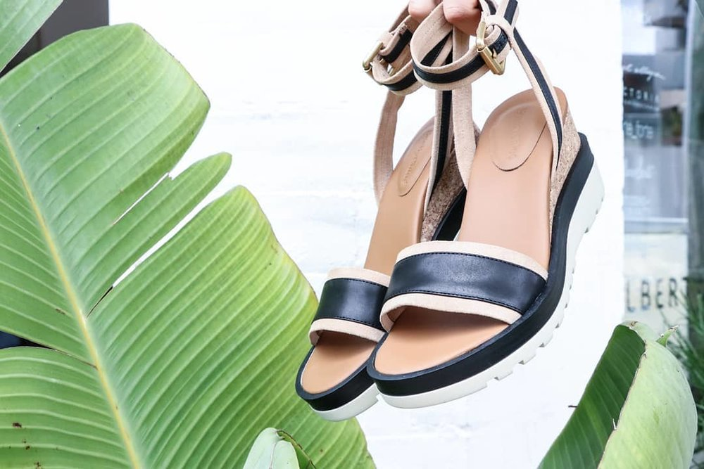 1. The vacation sandal.  - See by Chloé
