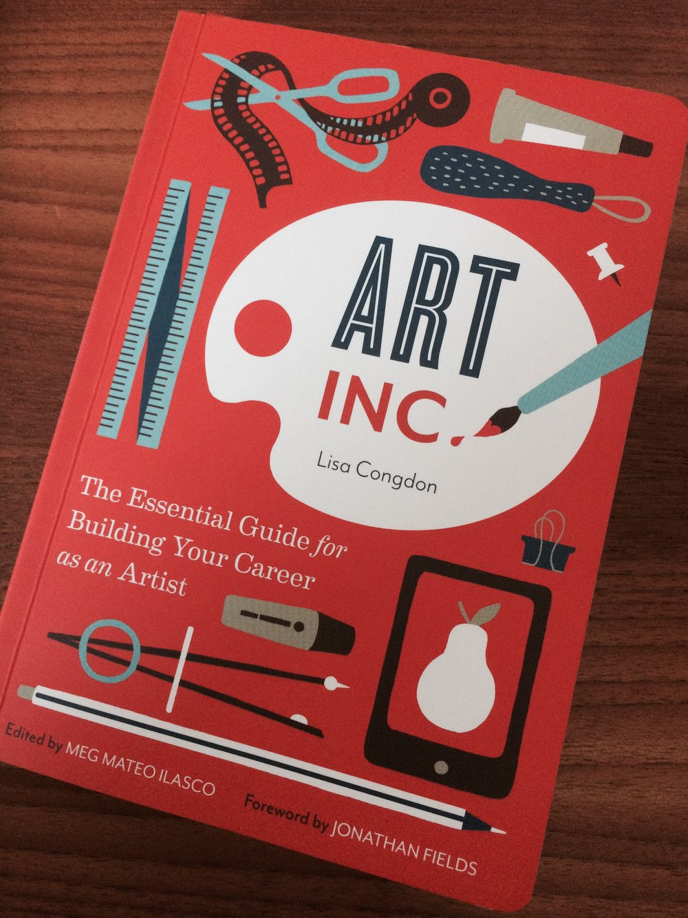 Art Inc. by Lisa Congdon