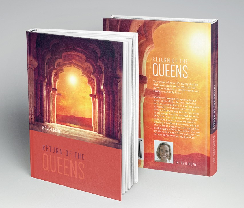 Return of the Queens book Balance Power Creativity