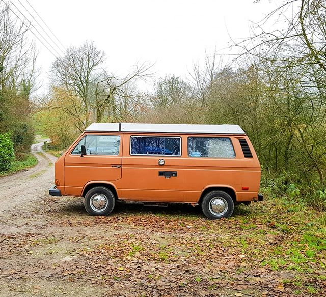 UK - please stop raining!  #campervanster #vanlife #derbyshire #atlow #vwt25 #westfalia #intentionalcommunity #communitylife