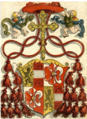 Hans Weiditz,  Arms of Matthäus Lang von Wellenburg,  1520
