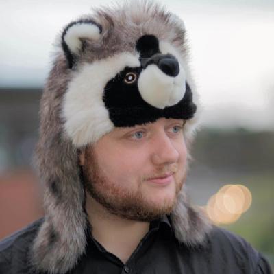 I love that hat, photo by the super talented Luc Winkelmolen