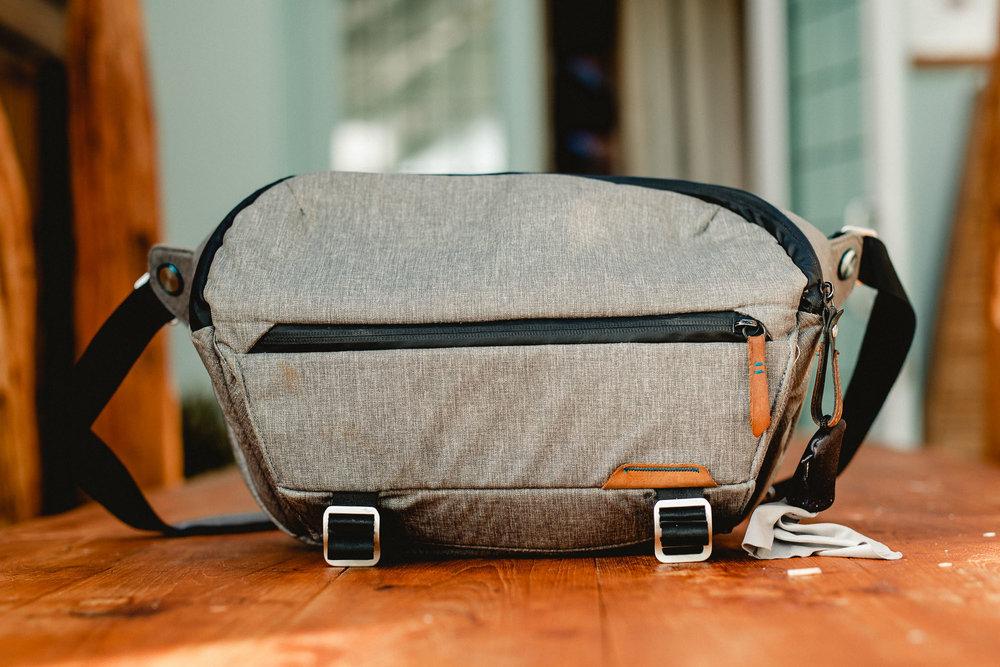 Peak Design sling 10L