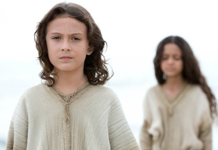 "Scene from ""The Young Messiah"""