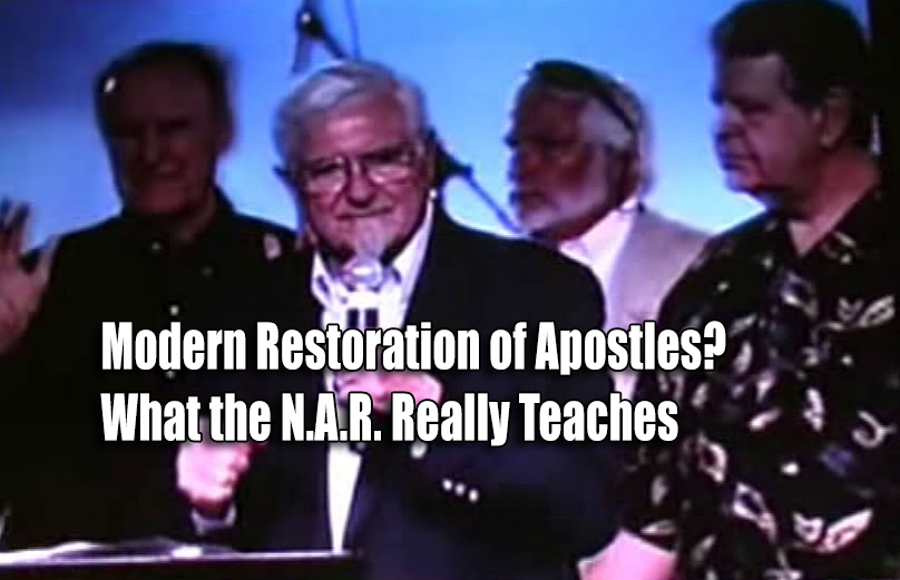 Modern Restoration of Apostles? — Pirate Christian Media