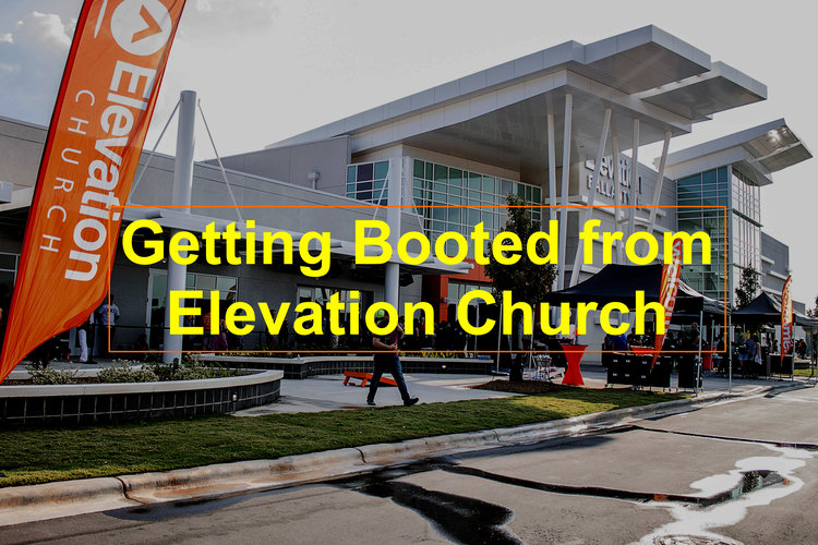 Getting Booted From Elevation Church Pirate Christian Media - How to check elevation