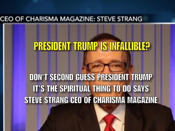 charisma magazine