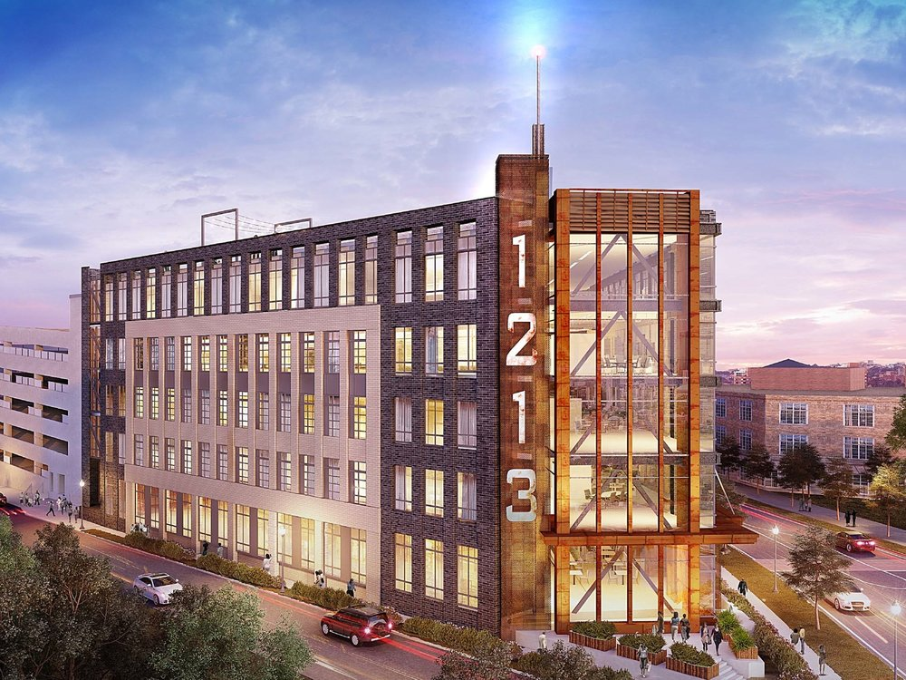 The RefineryCharlotte, NC - Class A Office Development in Midtown submarket