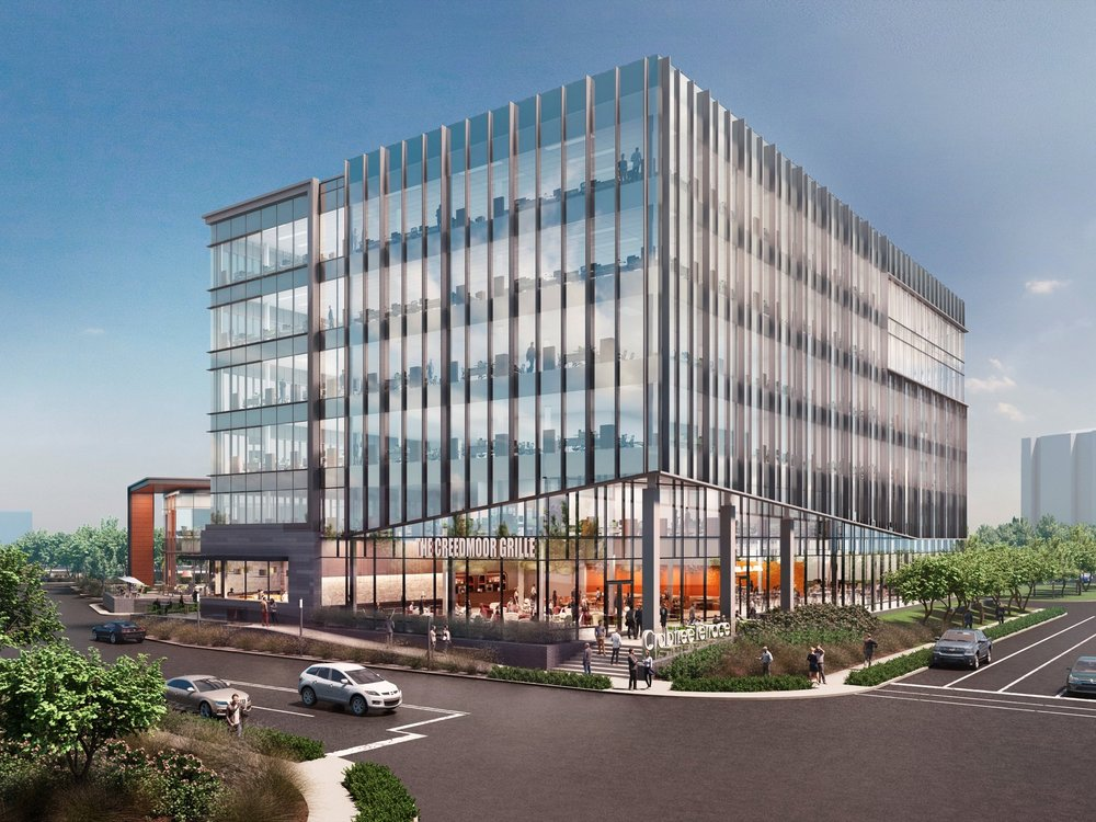 Crabtree TerraceRaleigh, NC - Class A Office Development in Glenwood submarket