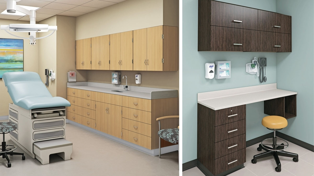 Medical Cabinetry