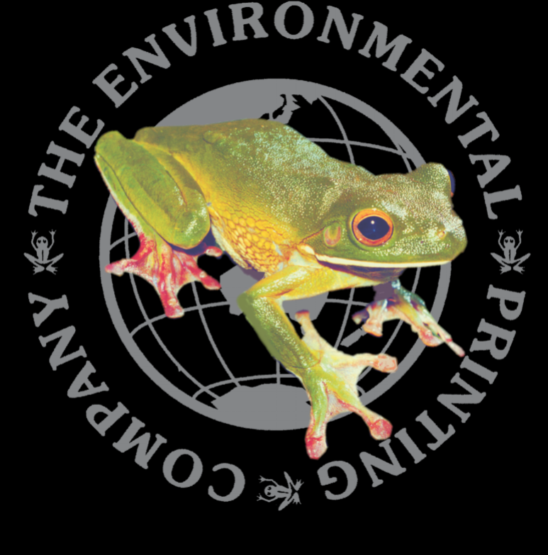 The Environmental Printing Company | Printing in Malaga, 100% recycled paper, vegetable based inks, high quality