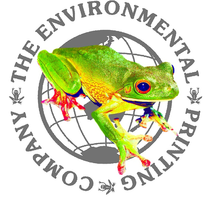 The Environmental Printing Company | MALAGA Printer | Recycled paper, vegetable Inks, sustainable, eco-friendly