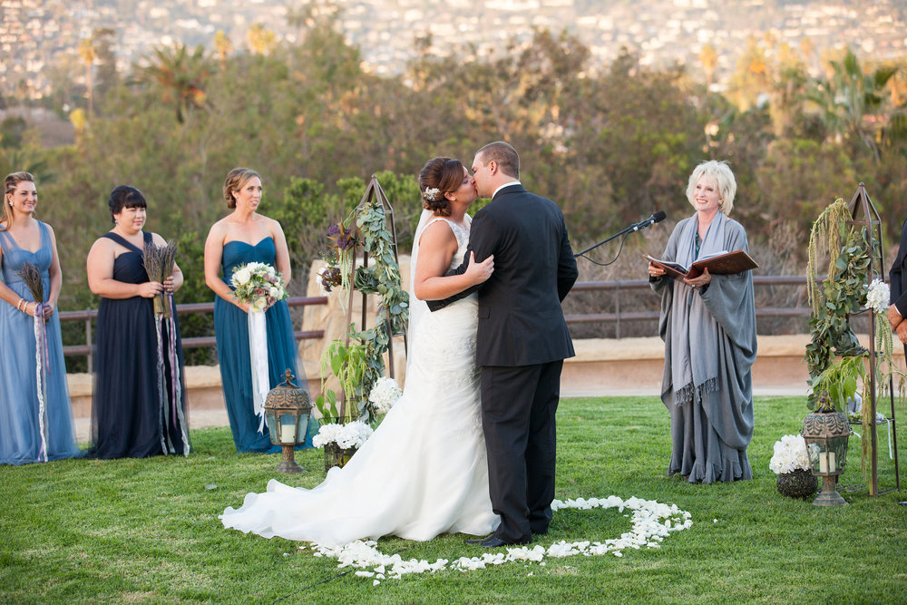 Santa Barbara Wedding Officiant | Miriam Lindbeck | Non-Denominational Minister Serving Southern California