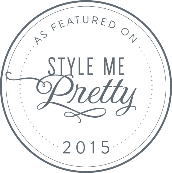 Featured on Style Me Pretty | Miriam Lindbeck