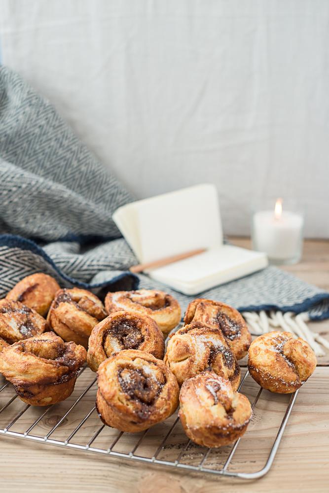 Chloe Edwards Hygge-cinnamon buns