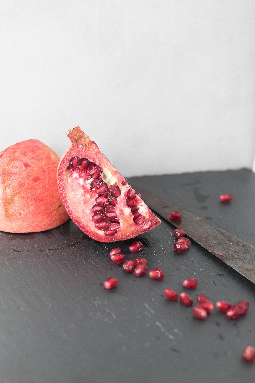 Chloe Edwards food photography Bristol matcha green tea panna cotta with pomegranates-1129.jpg