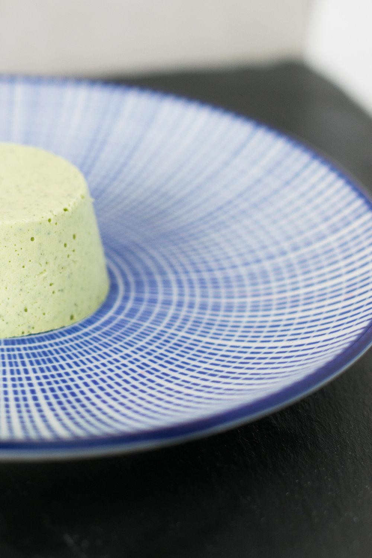 Chloe Edwards food photography Bristol matcha green tea panna cotta with pomegranates-1193.jpg