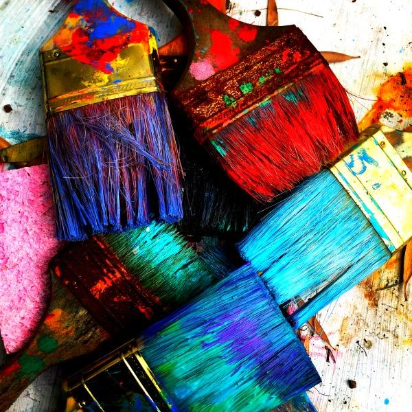 artist Pippa La Doube creative writer coach creative