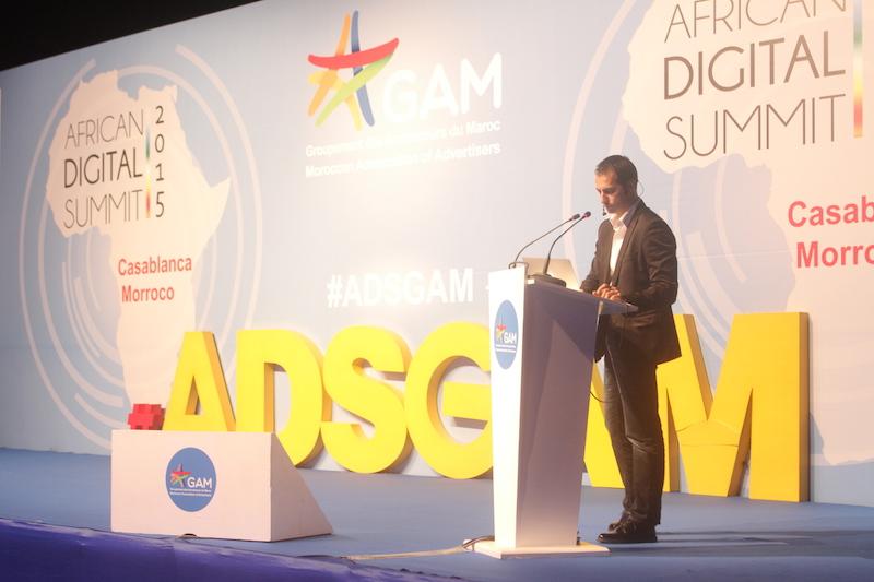 "Mustafa İÇİL ""Measuring Success in Digital"" (African Digital Summit)"