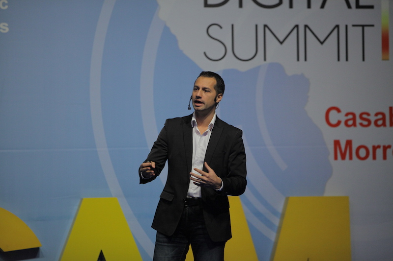 "Mustafa İÇİL ""Measuring Success in Digital"" (African Digital Summit)"