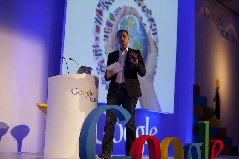 Mustafa İÇİL (Google KOBİ Etkinliği)
