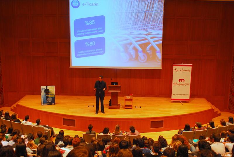 Mustafa İÇİL (Koç Üniversitesi)